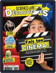 Science & Vie Découvertes (Digital) Subscription June 1st, 2018 Issue