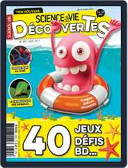 Science & Vie Découvertes (Digital) Subscription August 1st, 2017 Issue