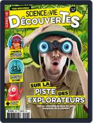 Science & Vie Découvertes (Digital) Subscription June 1st, 2017 Issue