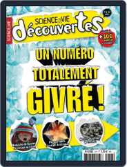 Science & Vie Découvertes (Digital) Subscription January 1st, 2017 Issue
