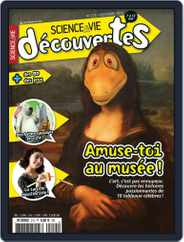 Science & Vie Découvertes (Digital) Subscription November 1st, 2016 Issue