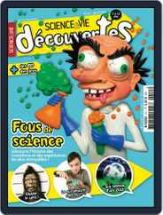 Science & Vie Découvertes (Digital) Subscription June 8th, 2016 Issue
