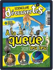 Science & Vie Découvertes (Digital) Subscription September 8th, 2015 Issue