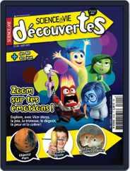 Science & Vie Découvertes (Digital) Subscription August 1st, 2015 Issue