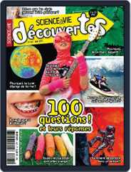 Science & Vie Découvertes (Digital) Subscription May 5th, 2015 Issue