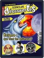 Science & Vie Découvertes (Digital) Subscription April 7th, 2015 Issue
