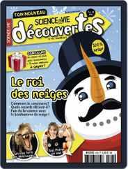 Science & Vie Découvertes (Digital) Subscription December 9th, 2014 Issue