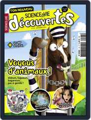 Science & Vie Découvertes (Digital) Subscription October 7th, 2014 Issue