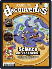 Science & Vie Découvertes (Digital) Subscription August 6th, 2014 Issue
