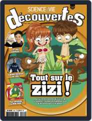 Science & Vie Découvertes (Digital) Subscription March 11th, 2014 Issue