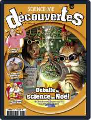 Science & Vie Découvertes (Digital) Subscription December 10th, 2013 Issue