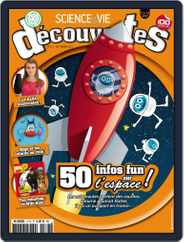 Science & Vie Découvertes (Digital) Subscription August 6th, 2013 Issue