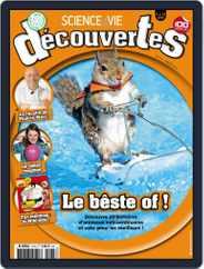 Science & Vie Découvertes (Digital) Subscription June 7th, 2013 Issue