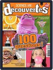 Science & Vie Découvertes (Digital) Subscription April 9th, 2013 Issue
