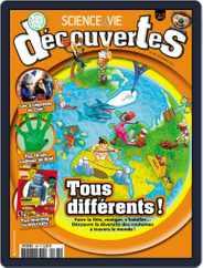 Science & Vie Découvertes (Digital) Subscription November 7th, 2012 Issue