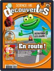 Science & Vie Découvertes (Digital) Subscription June 5th, 2012 Issue