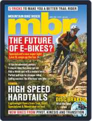 Mountain Bike Rider (Digital) Subscription April 1st, 2020 Issue