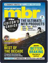 Mountain Bike Rider (Digital) Subscription December 1st, 2019 Issue