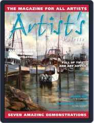 Artist's Palette (Digital) Subscription November 1st, 2017 Issue