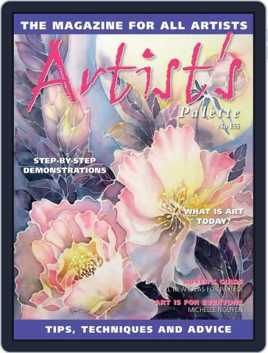 Artist's Palette (Digital) August 1st, 2017 Issue Cover