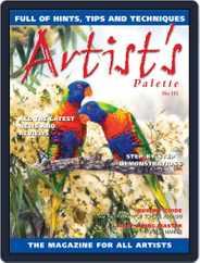 Artist's Palette (Digital) Subscription January 1st, 2017 Issue