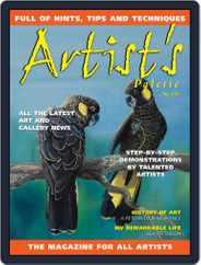 Artist's Palette (Digital) Subscription September 1st, 2016 Issue