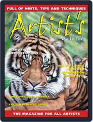 Artist's Palette (Digital) Subscription November 30th, 2015 Issue