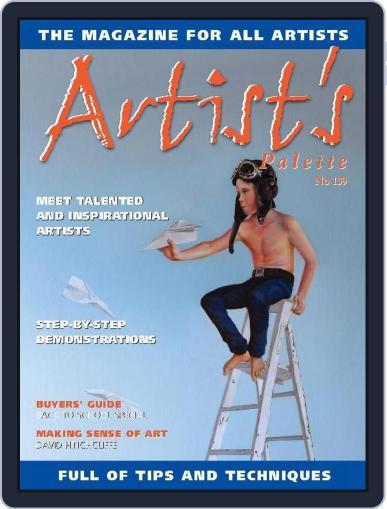 Artist's Palette (Digital) February 5th, 2015 Issue Cover