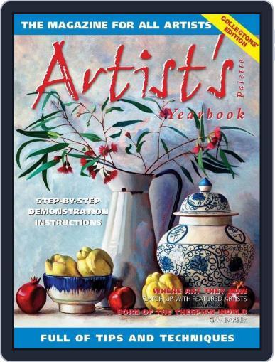 Artist's Palette (Digital) December 1st, 2014 Issue Cover