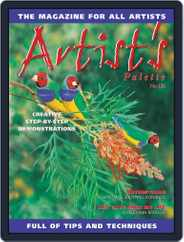 Artist's Palette (Digital) Subscription November 1st, 2014 Issue