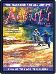 Artist's Palette (Digital) Subscription September 30th, 2014 Issue