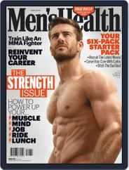 Men's Health South Africa (Digital) Subscription June 1st, 2019 Issue