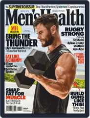 Men's Health South Africa (Digital) Subscription March 1st, 2019 Issue