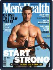 Men's Health South Africa (Digital) Subscription January 1st, 2019 Issue
