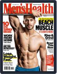 Men's Health South Africa (Digital) Subscription October 1st, 2018 Issue
