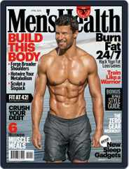 Men's Health South Africa (Digital) Subscription April 1st, 2018 Issue