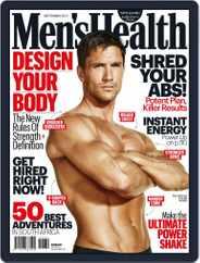Men's Health South Africa (Digital) Subscription September 1st, 2017 Issue