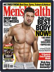 Men's Health South Africa (Digital) Subscription June 20th, 2016 Issue