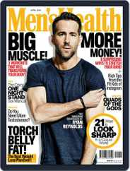 Men's Health South Africa (Digital) Subscription March 21st, 2016 Issue