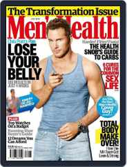 Men's Health South Africa (Digital) Subscription June 18th, 2015 Issue