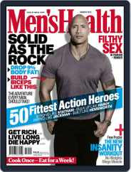 Men's Health South Africa (Digital) Subscription March 1st, 2015 Issue