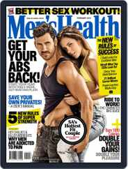 Men's Health South Africa (Digital) Subscription January 18th, 2015 Issue