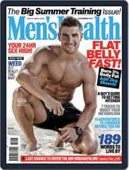 Men's Health South Africa (Digital) Subscription October 20th, 2014 Issue
