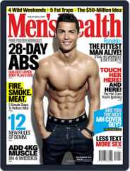Men's Health South Africa (Digital) Subscription August 20th, 2014 Issue