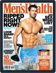 Men's Health South Africa (Digital) Subscription January 19th, 2014 Issue