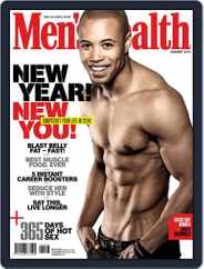 Men's Health South Africa (Digital) Subscription December 15th, 2013 Issue