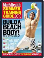 Men's Health South Africa (Digital) Subscription September 3rd, 2013 Issue