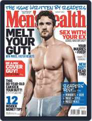 Men's Health South Africa (Digital) Subscription July 21st, 2013 Issue