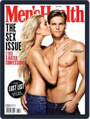 Men's Health South Africa (Digital) Subscription June 25th, 2013 Issue