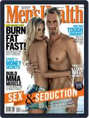 Men's Health South Africa (Digital) Subscription January 21st, 2013 Issue